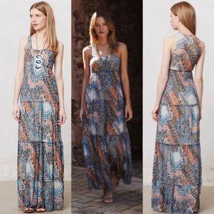 Anthropologie Weston Wear Solene Maxi Dress Medium